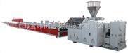 金纬PE/PP/PVC木塑型材挤出生产线