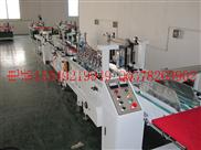 广州生产PVC折盒粘盒机器,天河粘透明塑料盒子设备