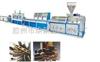 SJSZ51/105PVC木塑装饰线条机械设备